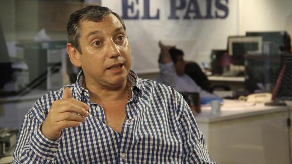 Carlos Enciso. Foto: Archivo El País.