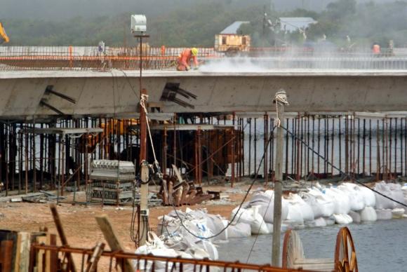 Puente de la Laguna Garzón. Foto: Ricardo Figueredo