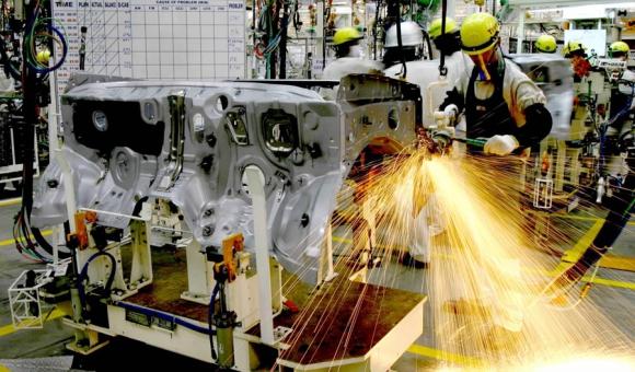 La industria automotriz argentina está en problemas. Foto: AFP