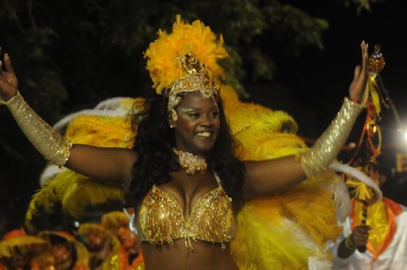 Desfile de Llamadas 2015. Foto: A. Martínez