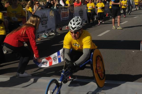 Se disputó la Global Energy Race. Foto: Francisco Flores