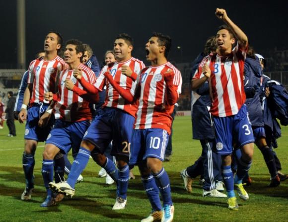 El Paraguay de la Copa América 2011 llegó a la final sin ganar un partido.
