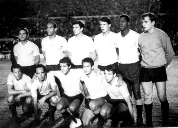Uruguay 1967, un equipo campeón y raspador.