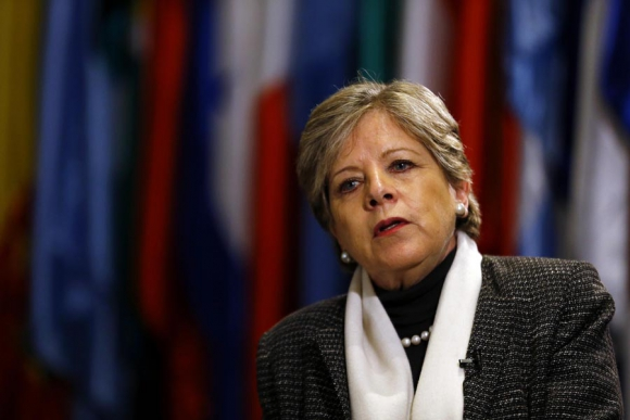 Bárcena: secretaria de la Cepal resaltó potencial salarial.