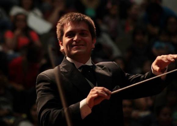 Diego Naser, premiado, el director uruguayo se proyecta como una figura internacional.