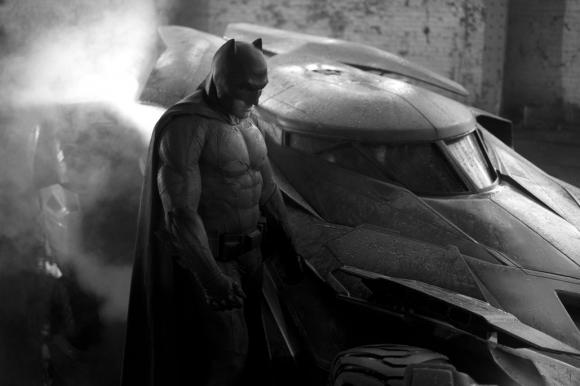 Snyder: fue natural la manera en que la historia transcurría para incluir a Batman.