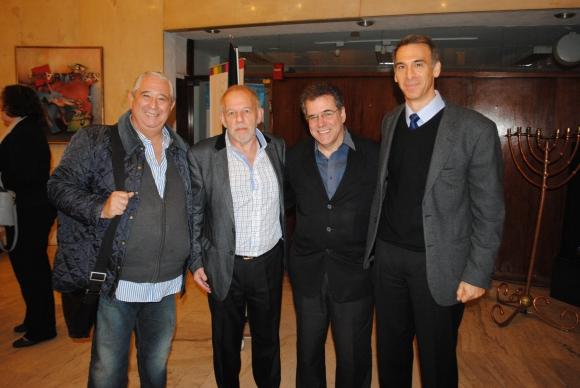 Sergio Puglia, Sami Mylsztejn, Gerardo Caetano, Gerardo Stuczynski.
