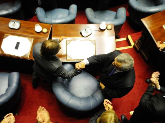 Parlamento. Foto: Marcelo Bonjour