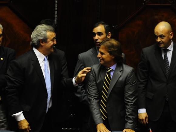 Asunción Senadores. Foto: Marcelo Bonjour