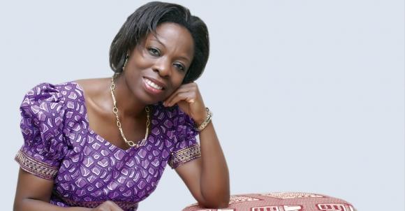 Achenyo Idachaba (Nigeria), ganadora por África subsahariana.