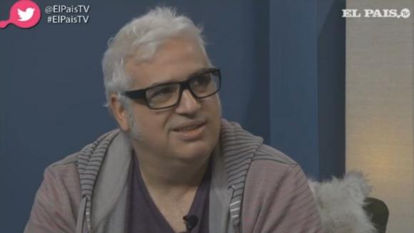 Gabriel Peluffo en Tv Show