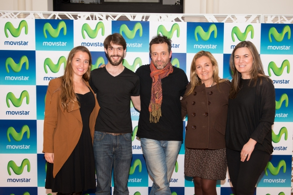 Milagros Cassarino, Gonzalo Rossi, Nicolás Arnicho, Valeria Ferrando, Carolina Curutchet.