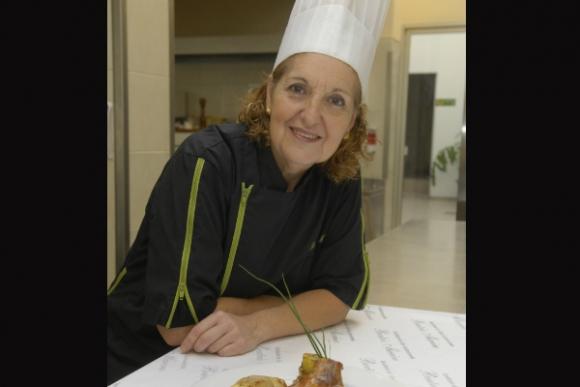 Como docente y cocinara, Beatriz Marino siempre les advierte a sus alumnos que para ser chef tiene que haber vocación.