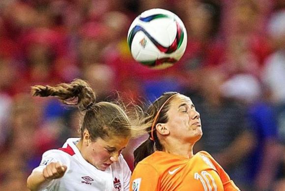 Mundial de fútbol femenino Canadá 2015