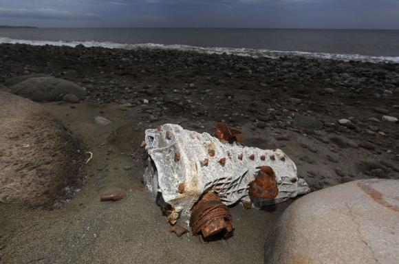 La confirmación de los restos de la nave permite comenzar una nueva búsqueda por más objetos. Foto: Reuters.