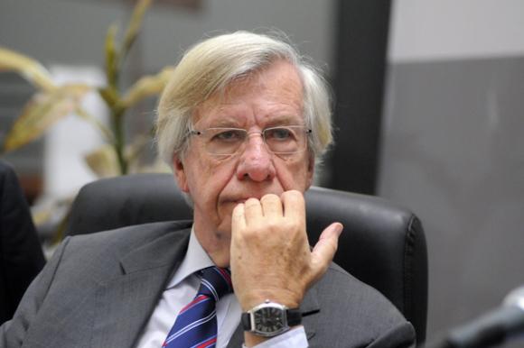 Vicepresidente Danilo Astori. Foto: Ariel Colmegna