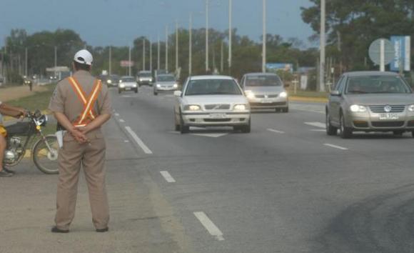 Los efectivos cambiaban las carátulas de las multas en el sistema de Policía Caminera.