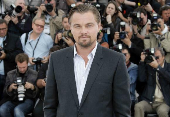 Leonardo Di Caprio.