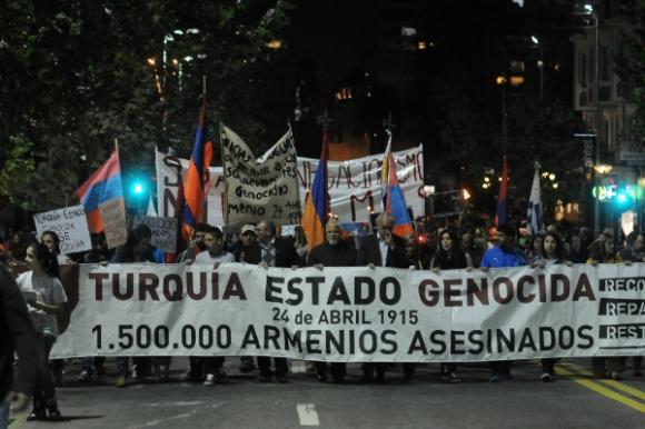 Resultado de imagen para genocidio armenio uruguay