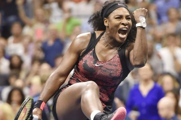 Serena Williams ganó y quiere el título en el Us Open. Foto: Agencia EFE