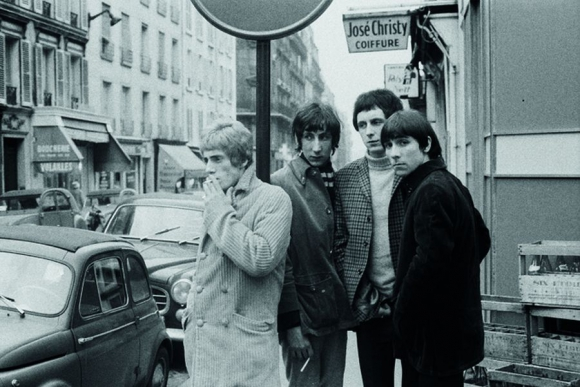 The Who en París, en 1965. Foto: Roger Kasparian.