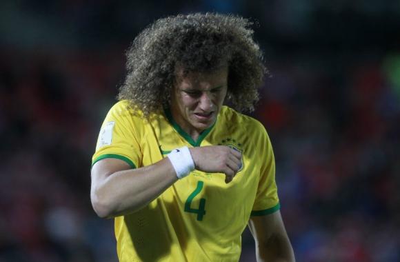 David Luiz. Foto: AFP