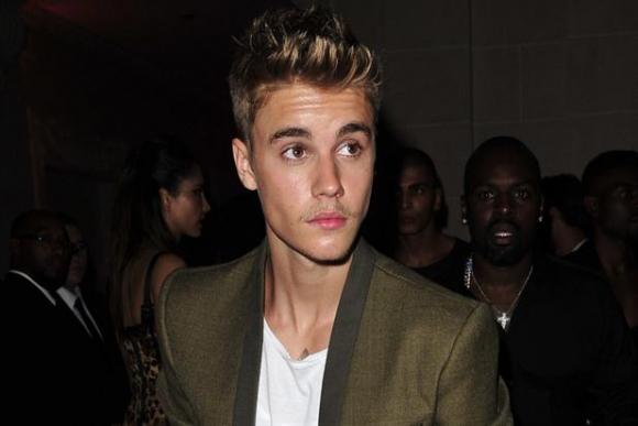 Justin Bieber y una noche movida en París.