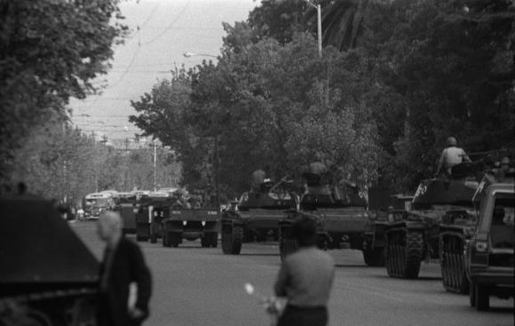 Dictadura militar. Foto: Archivo El País.