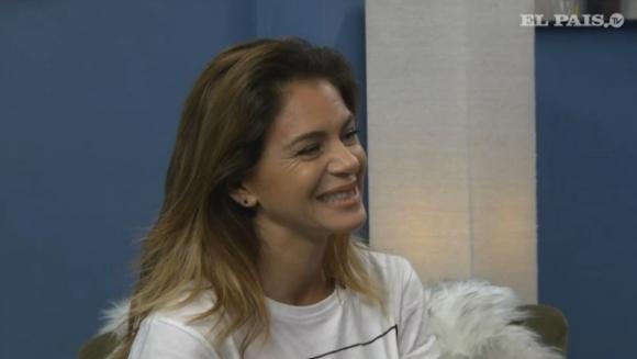Andrea Menache. Foto: captura