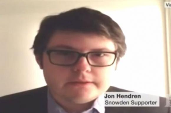 Jon Hendren, el comediante.