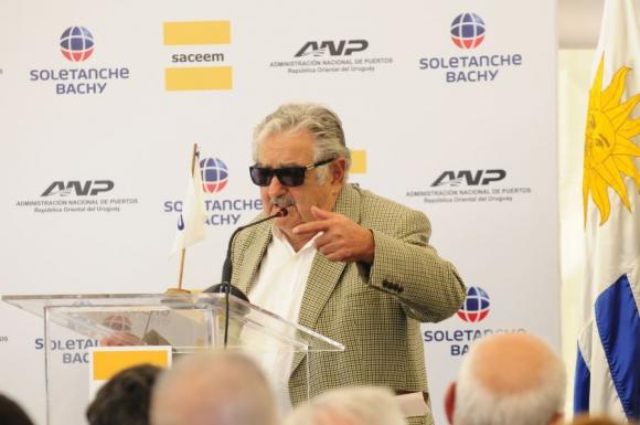 Presidente José Mujica. Foto: Marcelo Bonjour.