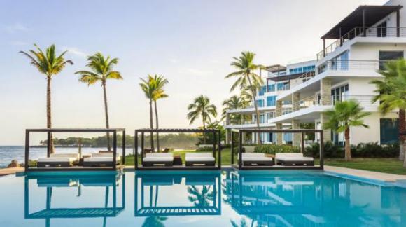 En lujo llegó a Puerto Plata, en República Dominicana con el desarrollo de villas residenciales y resorts como The Gansevoort y Aman Villas. Foto: Gansevoort Hotel Group
