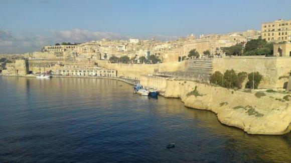 Valleta, la capital de la isla mediterránea de Malta, encierra medio milenio de historia en medio kilómetro cuadrado. En 2015, el Fuerte de San Pedro reabrirá sus puertas. Foto: Pixaby