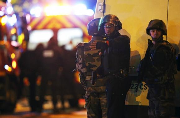 Imágenes de los ataques en París que dejaron más de 100 muertos. Foto: Reuters