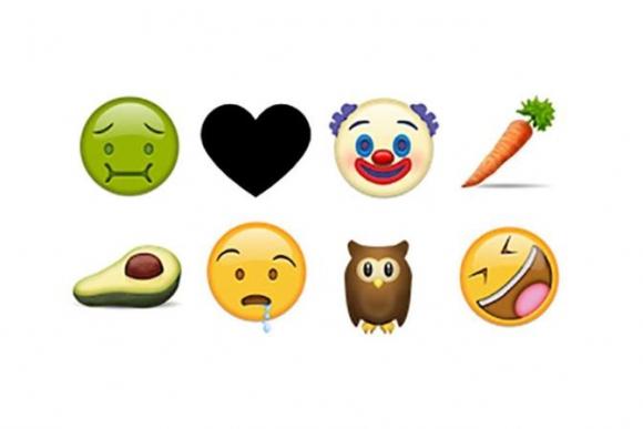 Algunos de los nuevos emojis que podrían ser aprobados en mayo de 2016.