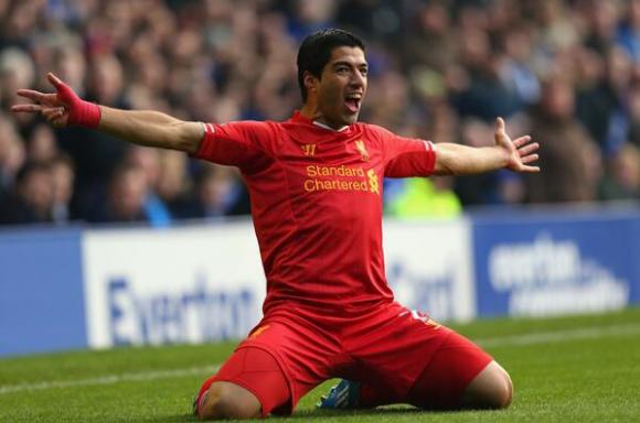 Luis Suárez. Foto: Liverpool