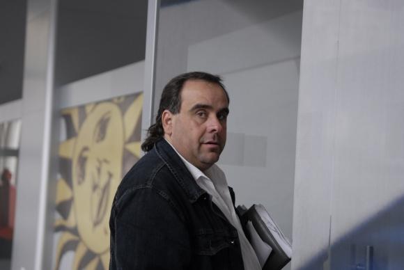 Joselo López, secretario general de COFE.