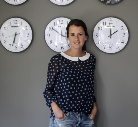 Fabiana Marín. Es directora en Arrechadera Claverol (México)