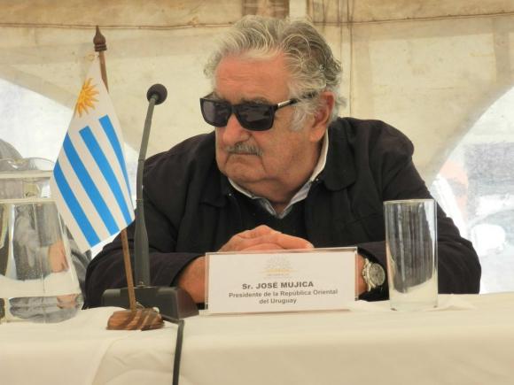 José Mujica. Foto: Daniel Rojas