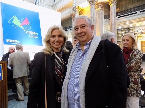 Graciela Rompani, Sergio Puglia.