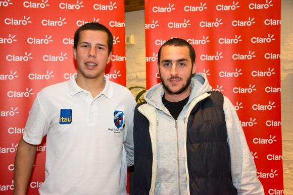 Gonzalo Manzani, Mauro Barbato.