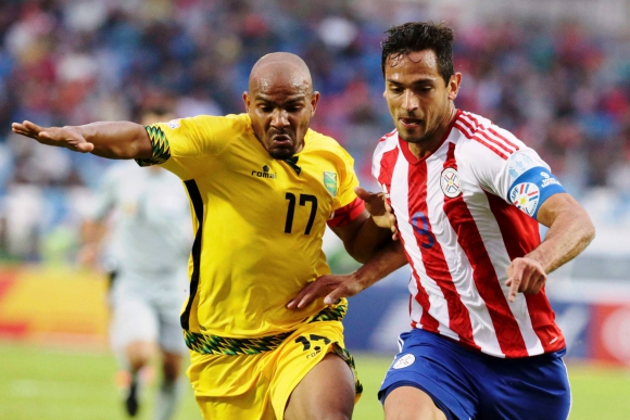 Paraguay no tendrá al capitán Roque Santa Cruz