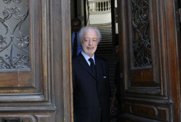 López Mena, garantía del aval, ahora se salva de pagarlo. Foto: Inés Guimaraens