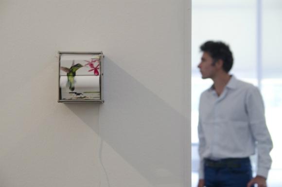 En Este Arte la obra de Juan Fontanive se vendió en 7.000 dólares.