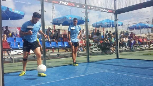 Foto: Padbol Uruguay / Padbol Canario.
