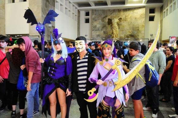Más de 10.000 personas en la Quinta Edición de OneUp Uruguay. Foto: M. Bonjour
