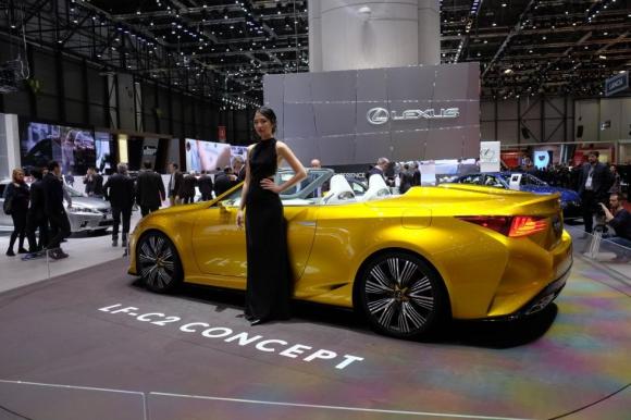Lexus LF C2 Concept