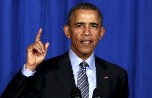 Obama pidió hacer lo necesario contra el cambio climático. Foto: Reuters