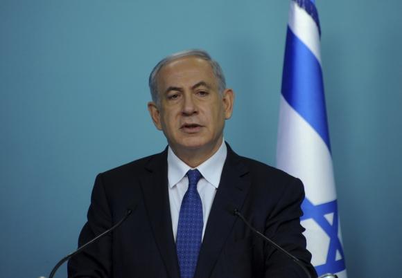 El primer ministro israelí, Benjamin Netanyahu. Foto: EFE