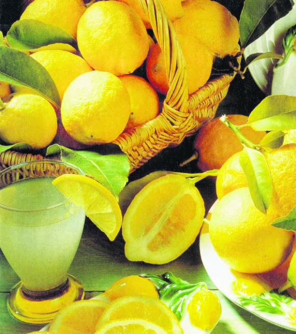 el agua de cascara de limon para que sirve